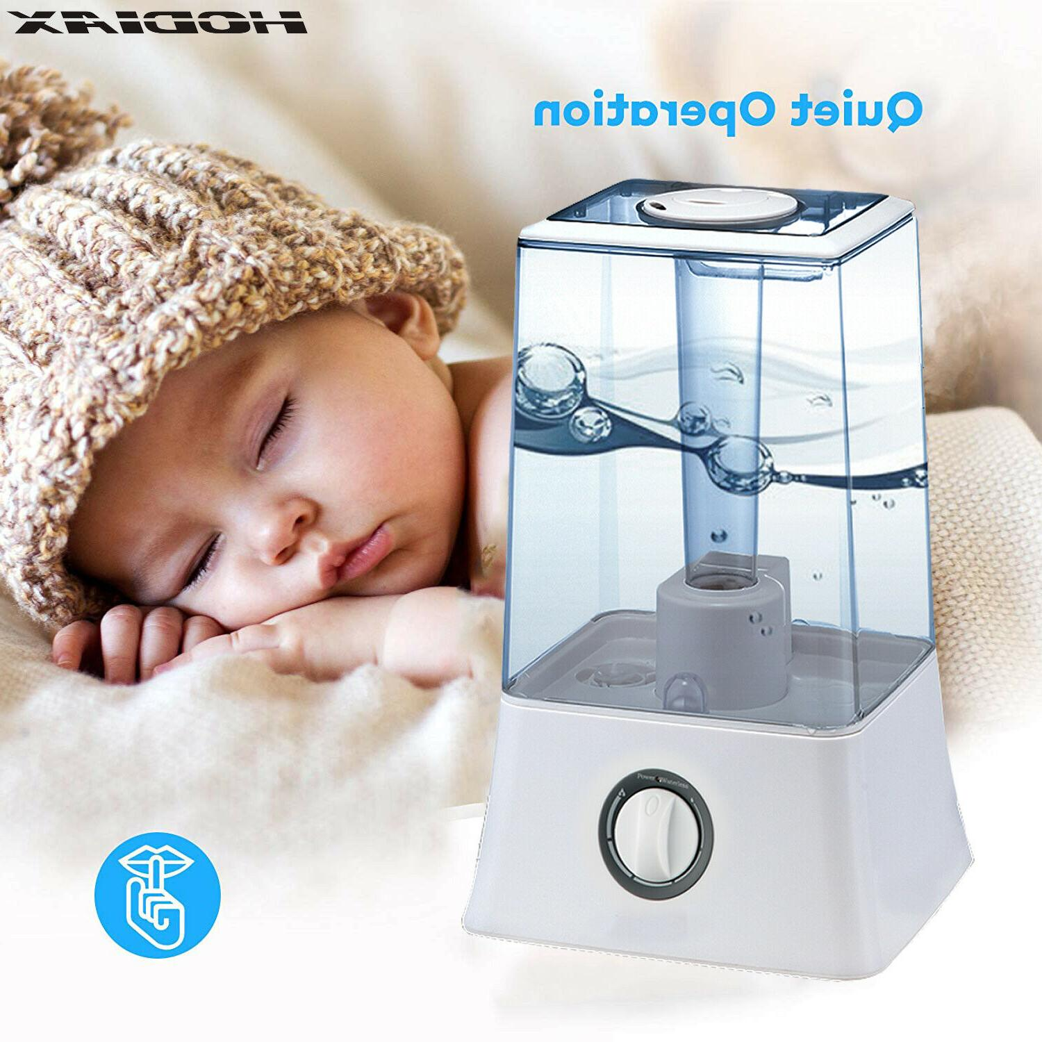 4.5L Humidifier Cool Air Purifier Humidifie For All