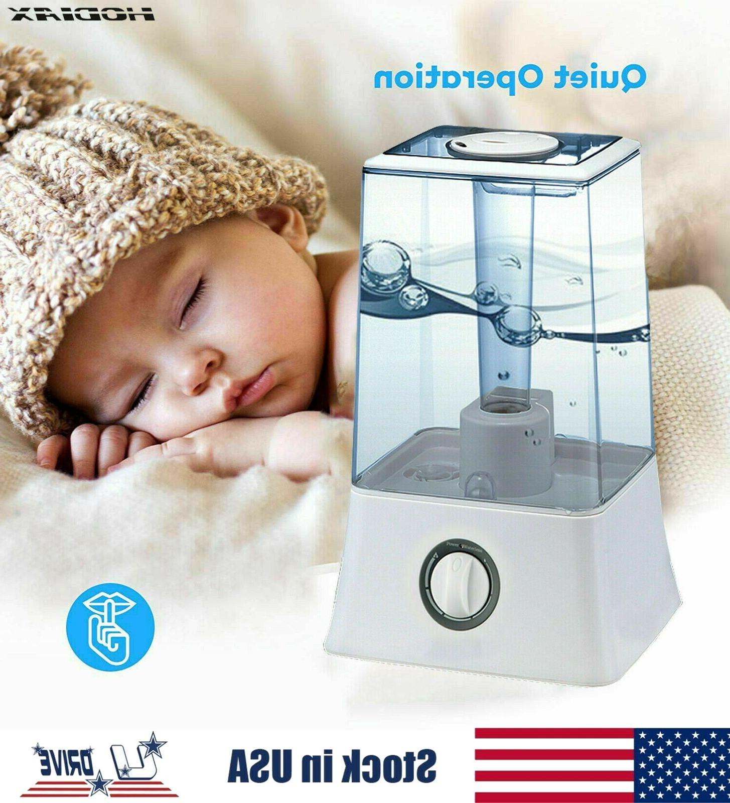4.5L Large Cool Mist Air Ultrasonic Humidifier Home Room