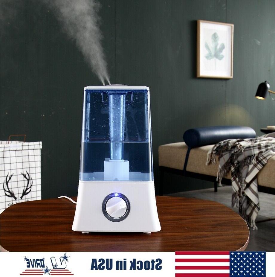 4 5l large cool mist air purifier
