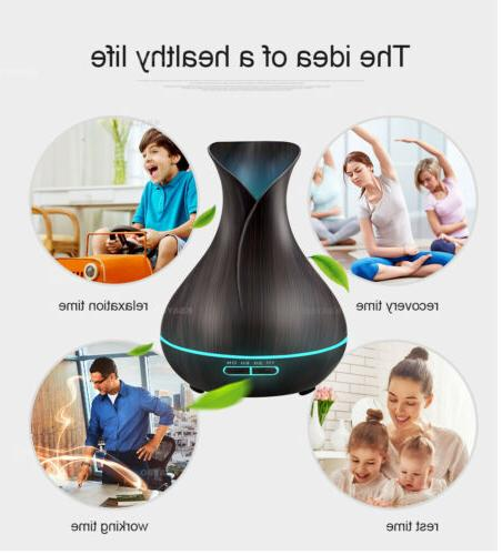 400ml Oil Diffuser Ultrasonic