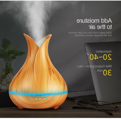 400ML 7LED Air Aroma