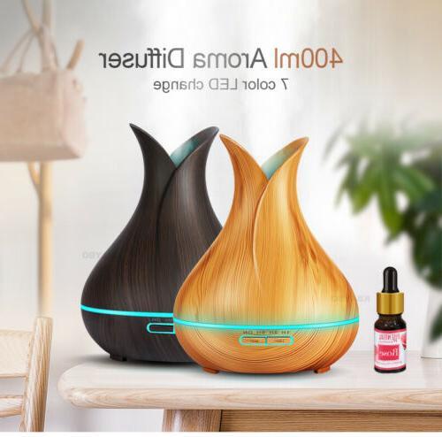 400ML 7LED Air Aroma Aromatherapy US
