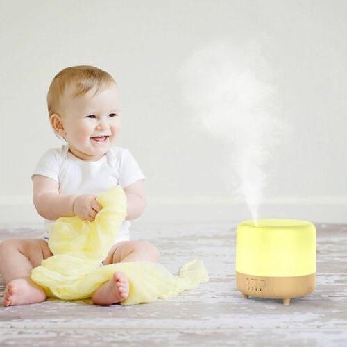 500ml Essential Oil Air Humidifier