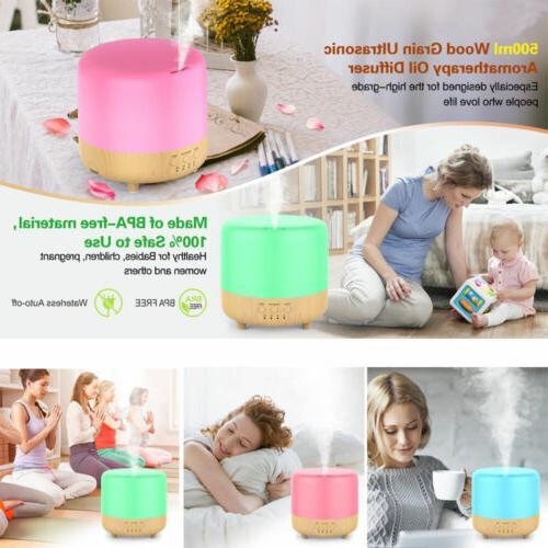 500ml Air Humidifier