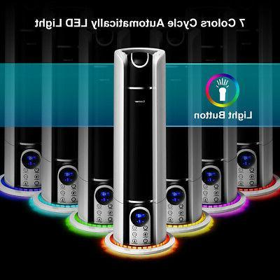 6L Cool Humidifier Air Diffuser Home Room Control