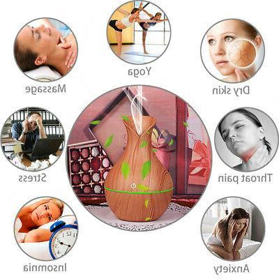 7 Essential Grain Aromatherapy Humidifier