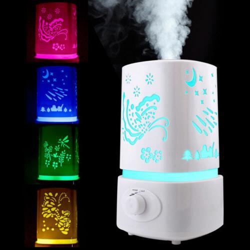 7 color led 1 5l ultrasonic air