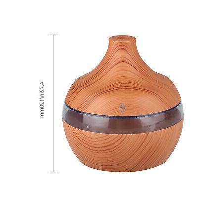 7 Color Ultrasonic Aroma Essential Diffuser