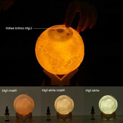 New Oil Purifier Air 3D Moon