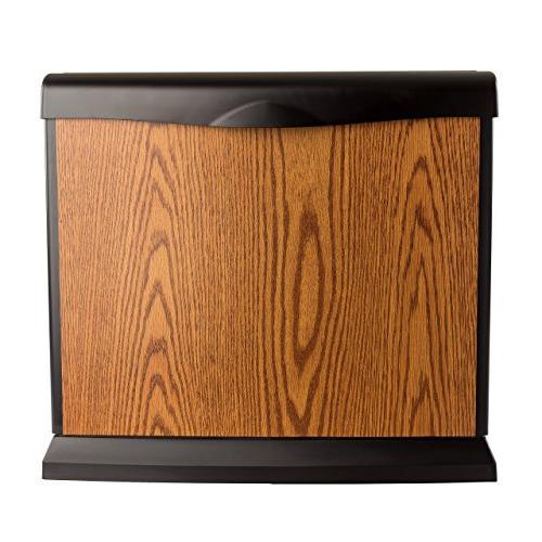 AIRCARE Digital Whole-House Console-Style Evaporative Oak