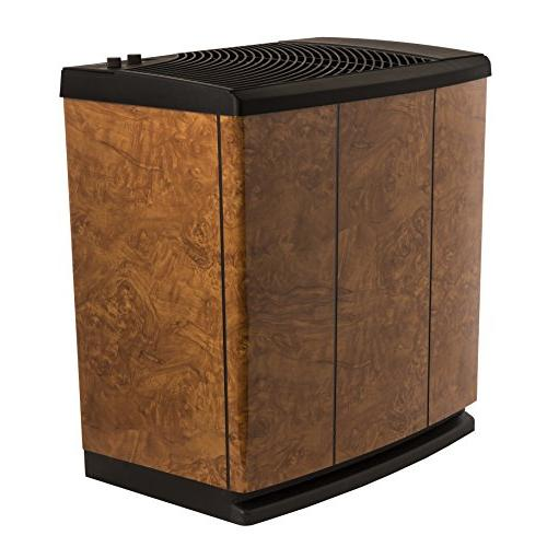 AIRCARE H12-400HB Whole-House Console-Style Burl