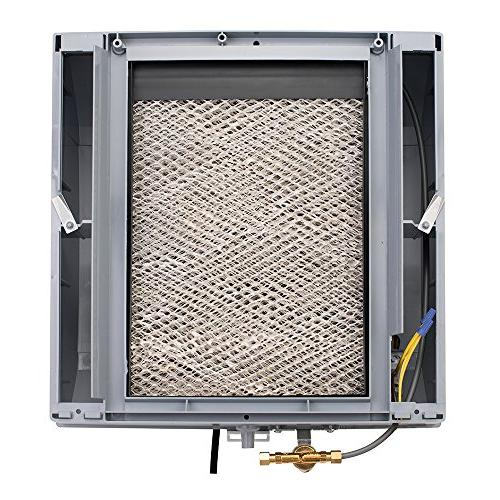 Aprilaire Fan Powered Manual High Output