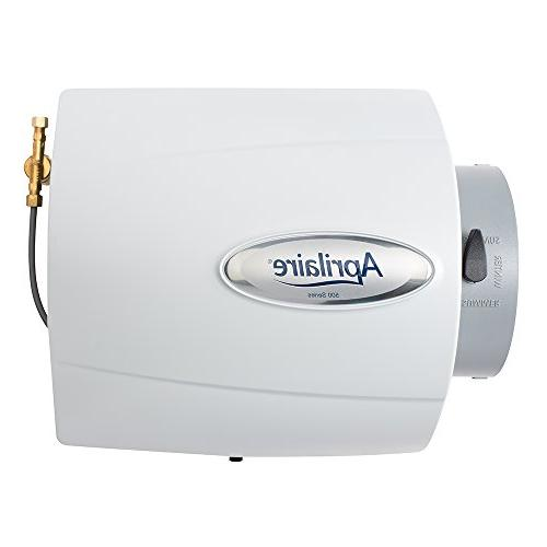 Aprilaire Model 500 M Whole-house Bypass Humidifier with Man