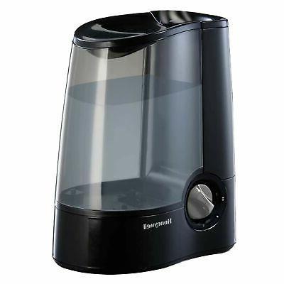 Honeywell HWM705B Filter-Free Warm Moisture Humidifier, Blac