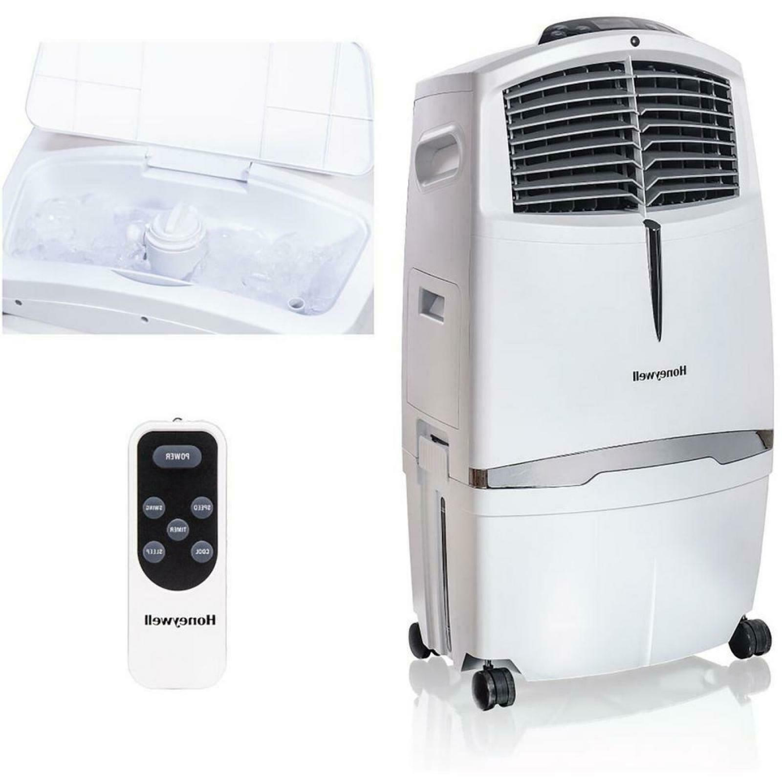 Honeywell - Portable Air Cooler - Gray