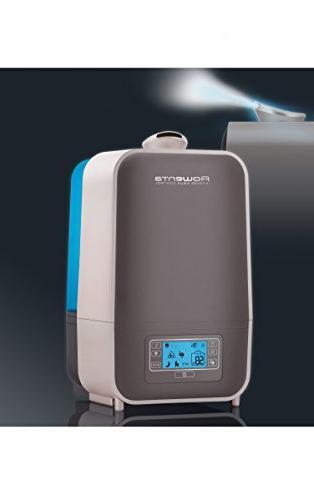 Rowenta HU5120 Control Humidifier Technology Unique Bronze