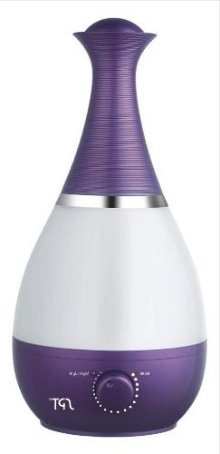 SPT SU-2550V Ultrasonic Humidifier with Fragrance Diffuser,