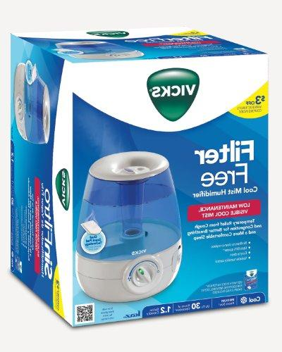 Vicks Filter-Free Cool Humidifier