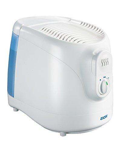 Vicks Filtered Cool Moisture Humidifier Filtered Humidifier