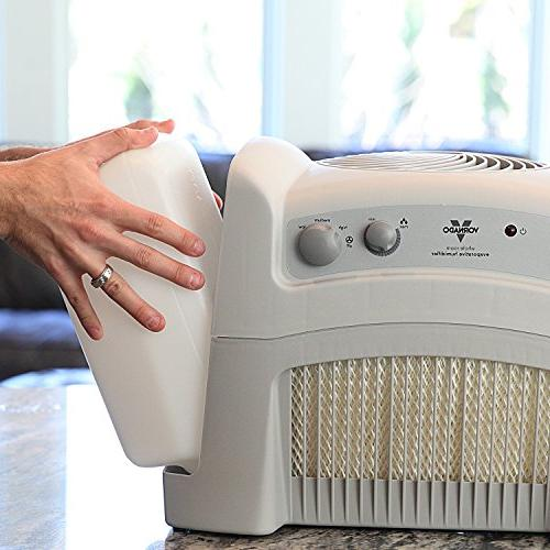 Vornado 4-Gallon Evaporative Humidifier
