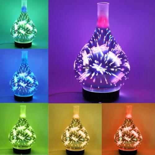 A-Ultrasonic Essential Oil Diffuser Humidifier Aromatherapy