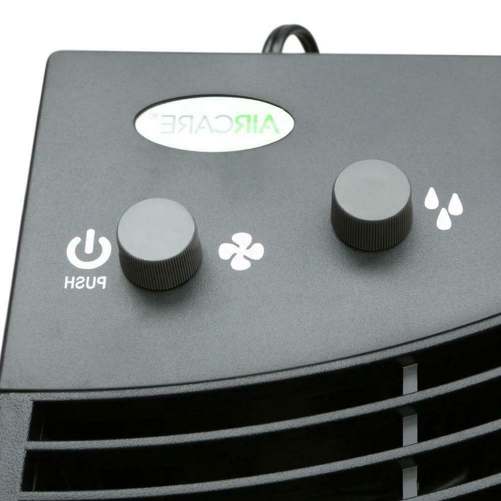 AirCare Whole Console Evaporative Humidifier for sq. 12 gal, Trim