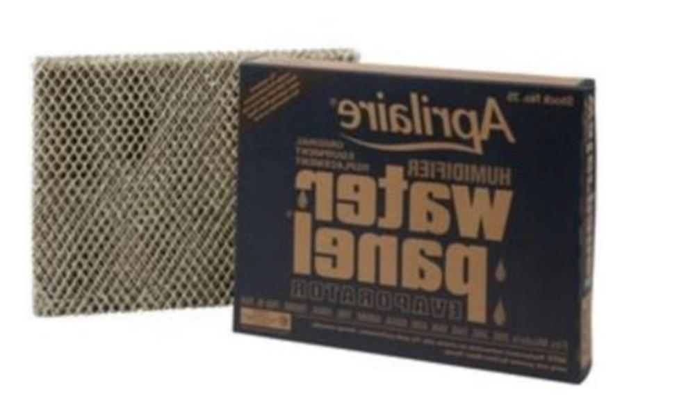 aprilaire water panel humidifier filter evaporator