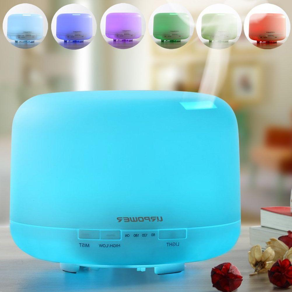 URPOWER Diffuser 500ml Humidifier Baby