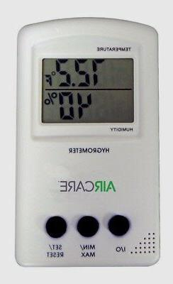 Bemis Digital Hygrometer & Thermometer