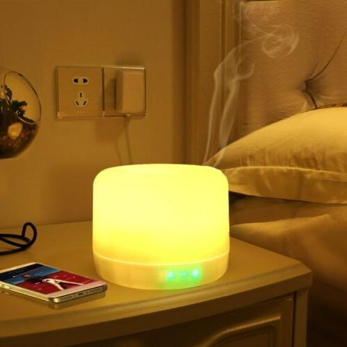 bluetooth speaker humidifier table lamp fragrance lamp
