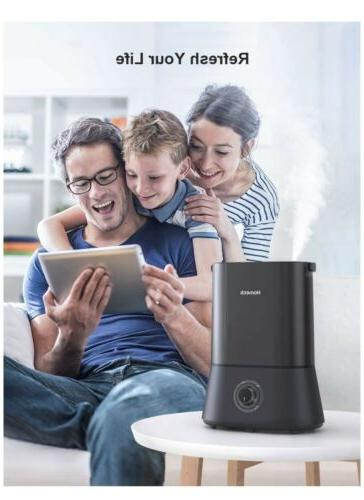 Homech Cool 26dB Humidifiers for 4L A