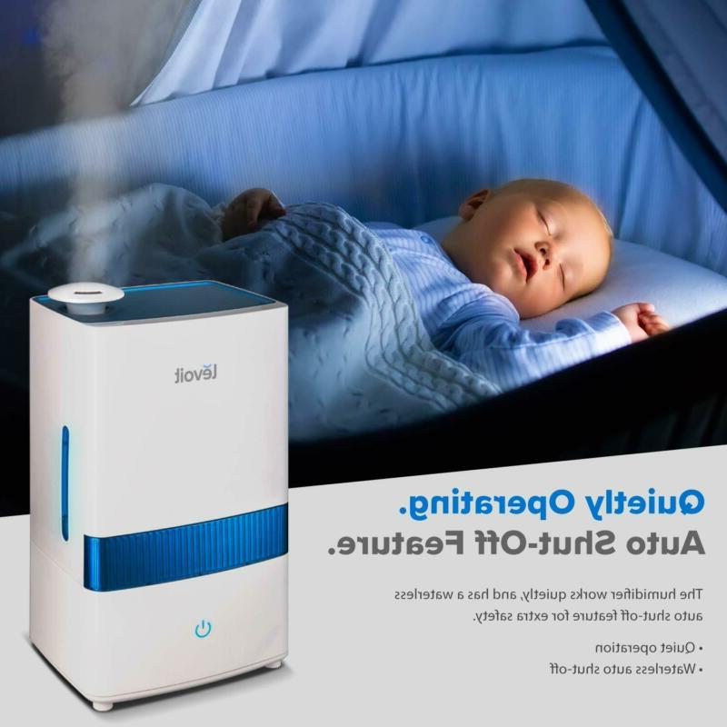 Levoit Cool For 4.5L Ultrasonic Air Humidifie