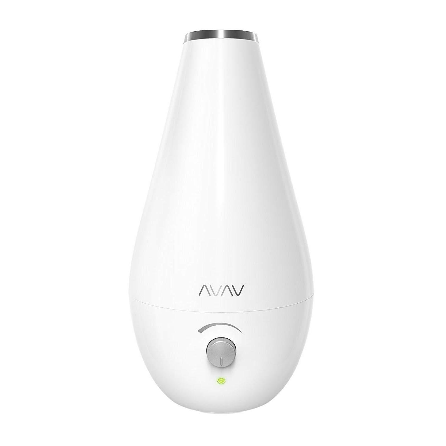 cool mist humidifier for bedroom white bpa