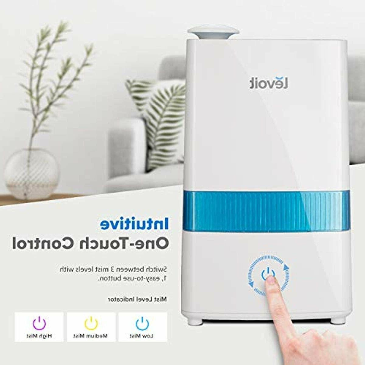 Levoit Cool Mist 4 5L And Humidifier