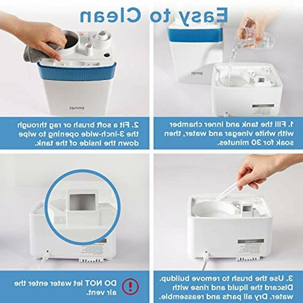 Levoit Cool And Humidifier