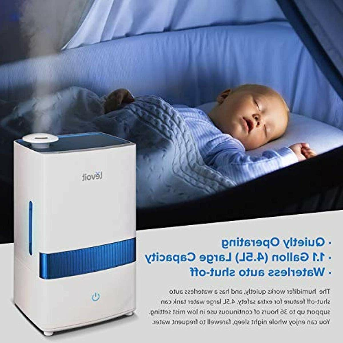 Levoit Cool Mist And Humidifier