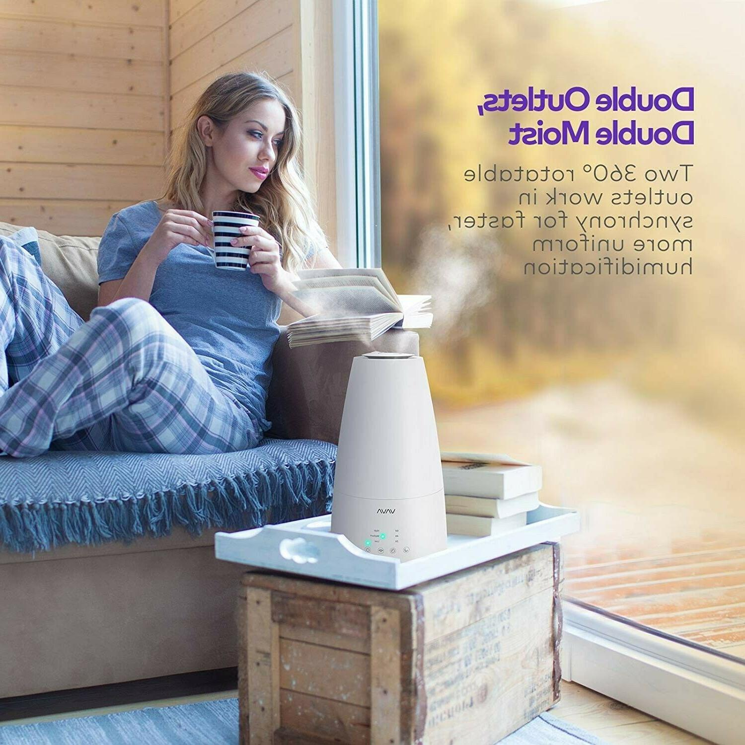Large 3L Humidifiers Home Bedroo