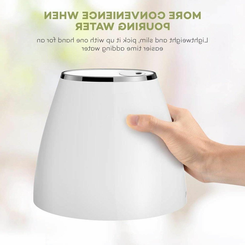 VAVA Cool Ultrasonic Humidifier for Bedroom Baby
