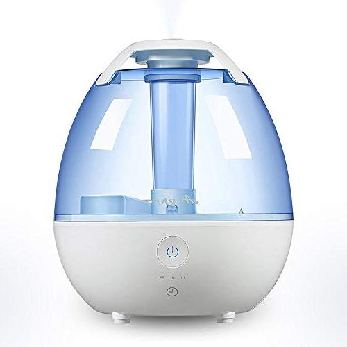 cool mist ultrasonic humidifier for bedroom