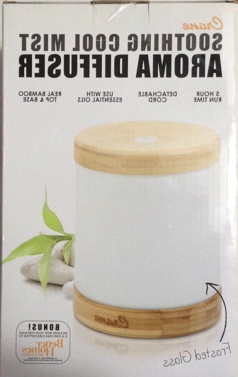 Crane Soothing Aroma Diffuser Essential Humidifier