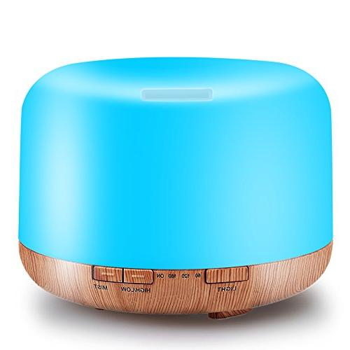 diffuser humidifiers ultrasonic aromatherapy diffusers