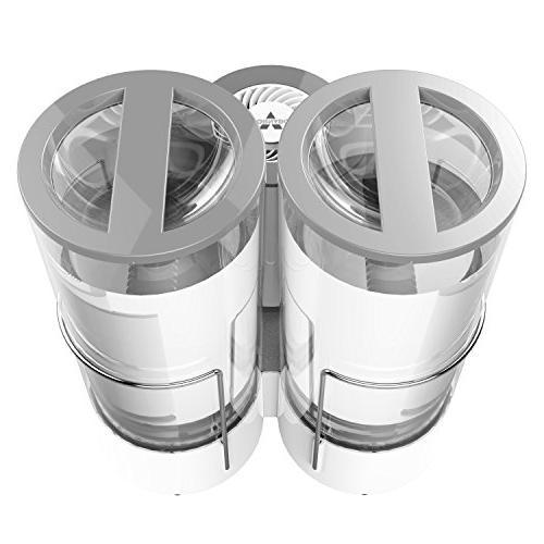 Vornado A2 Air + Auto Shut-Off, Aromatherapy-Ready, Gallon