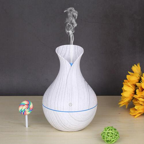 Essential Diffuser Aromatherapy Air Purifier