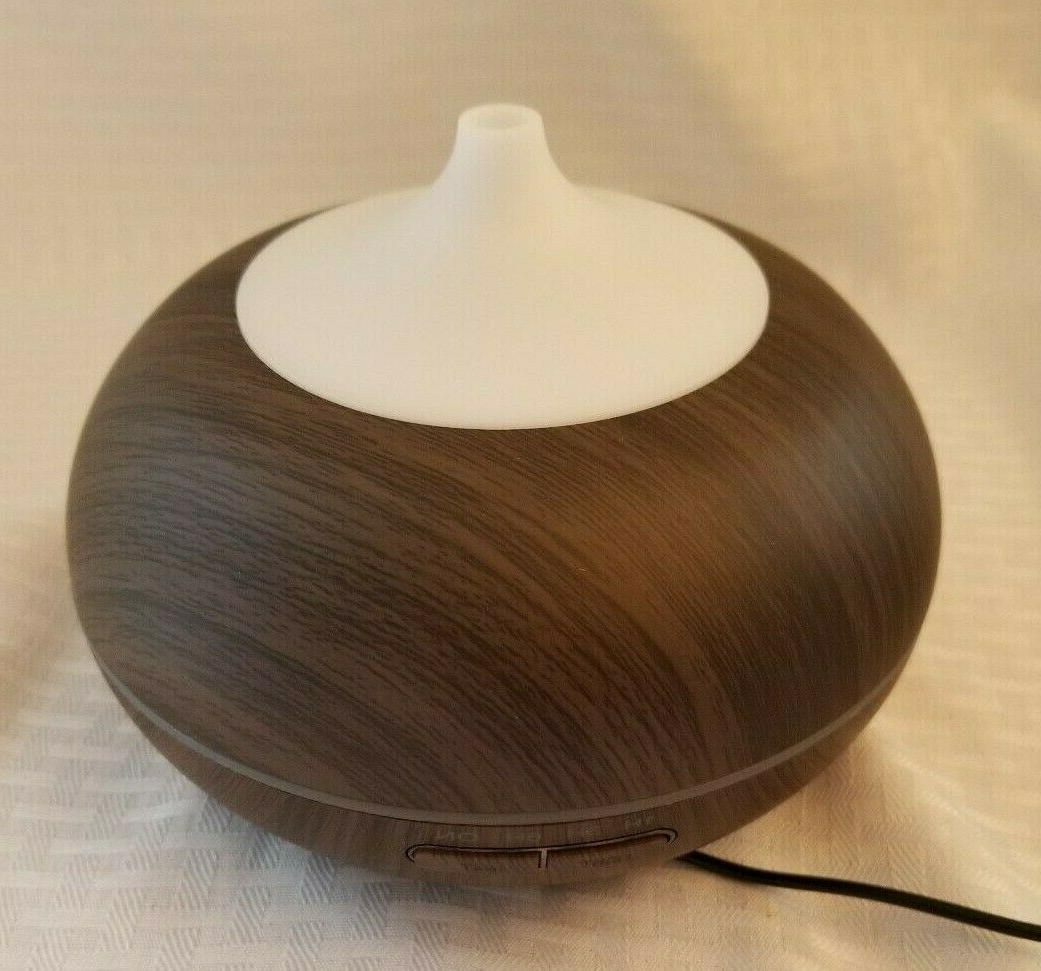 essential oil diffuser 300ml cool mist humidifier