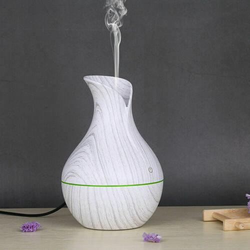Essential Aromatherapy Diffuser Purifier
