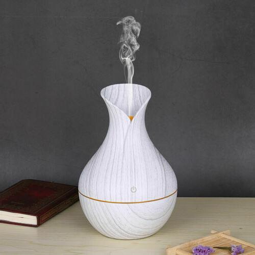Essential Oil Ultrasonic Aroma Aromatherapy Air Purifier