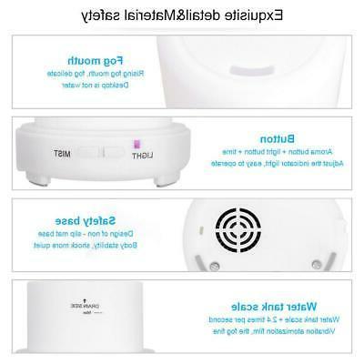Essential Diffuser Mist 7 LED
