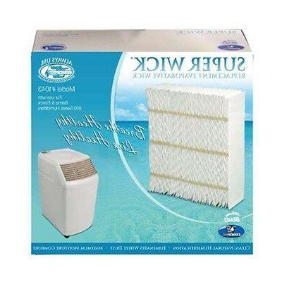 essick 1043 replacement evaporative humidifier wick filter