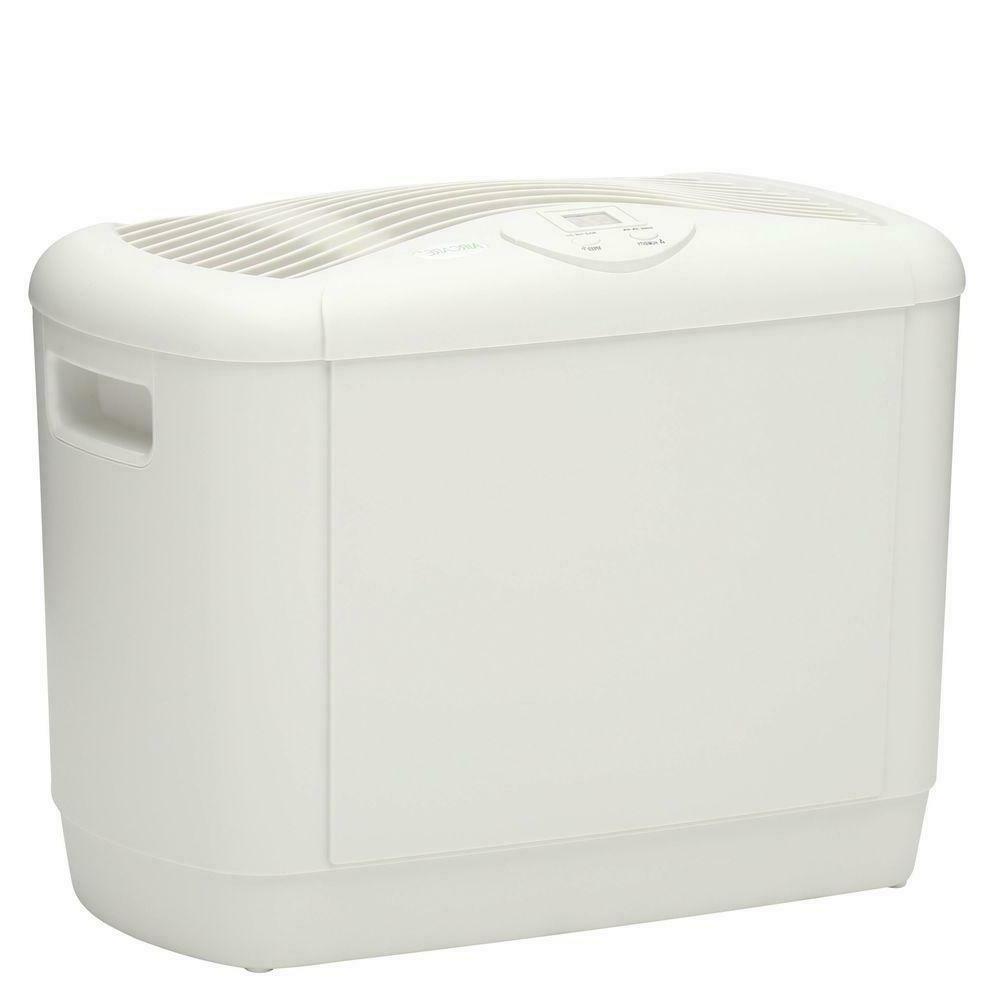 3 Gal. Evaporative Humidifier Digital Controls Display 4 Spe