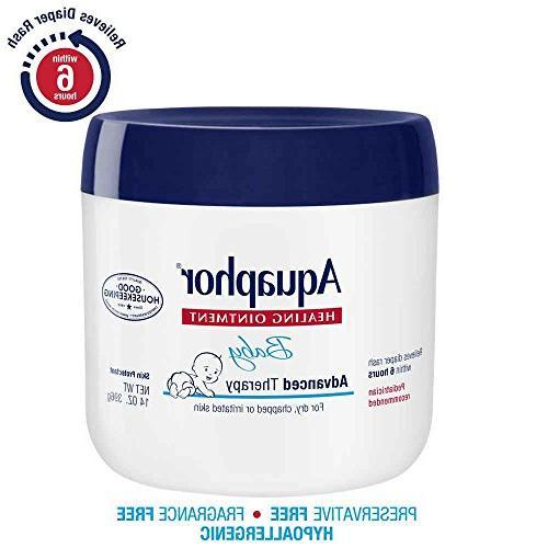 Aquaphor Baby Healing Advanced Therapy Skin 14